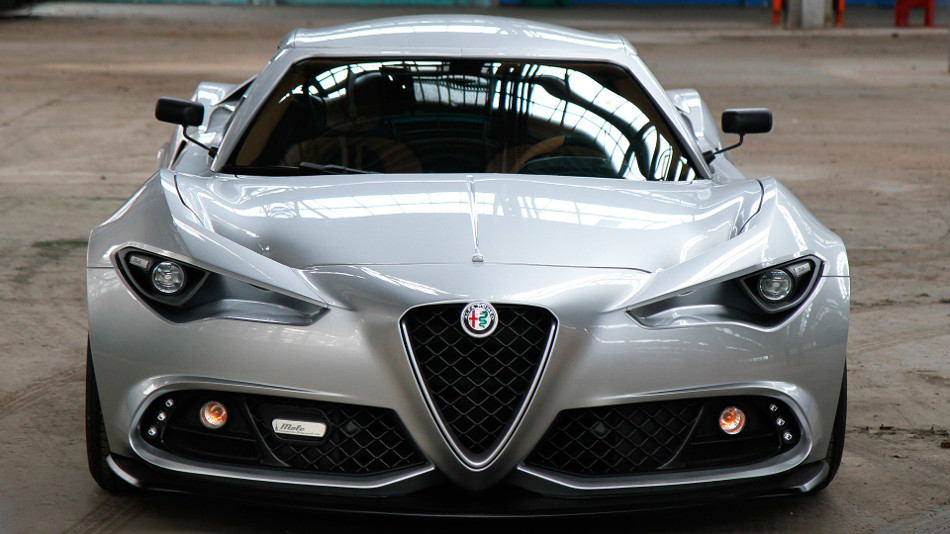 Un Alfa Romeo Costruzione Artigianale 001 será subastado