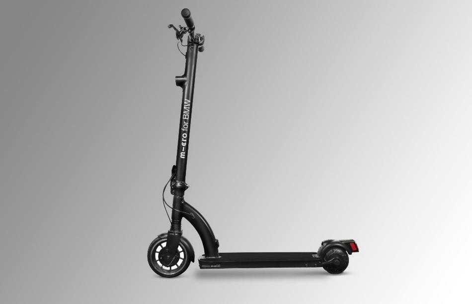 BMW anuncia el patinete E-Scooter