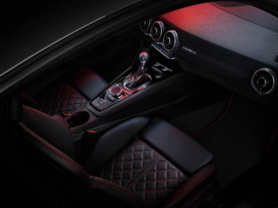 Nueva edición Audi TT Quantum Gray 2019