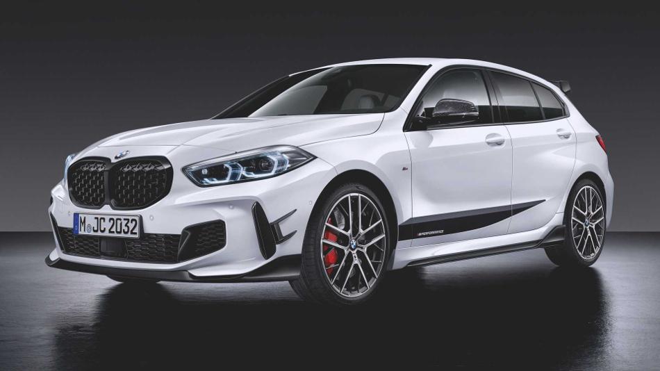 El BMW Serie 1 2019 de M Performance