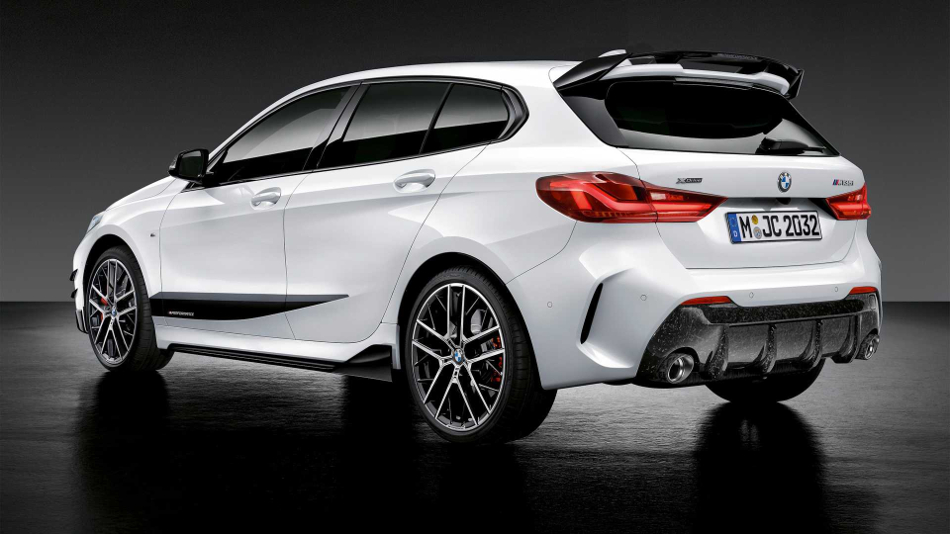 El BMW Serie 1 2019 de M Performance
