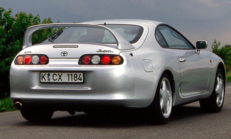 Esta es la historia del Toyota Supra