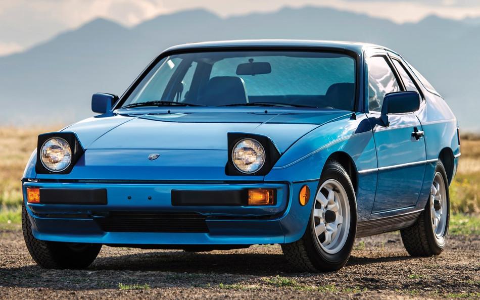 Recordando al Porsche 924