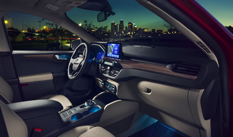Conoce a fondo el nuevo Ford Escape 2020