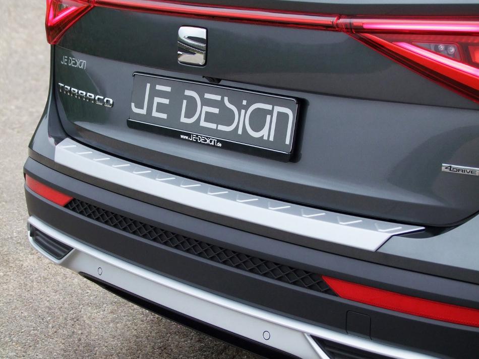 JE Design aplica ajustes al Seat Tarraco