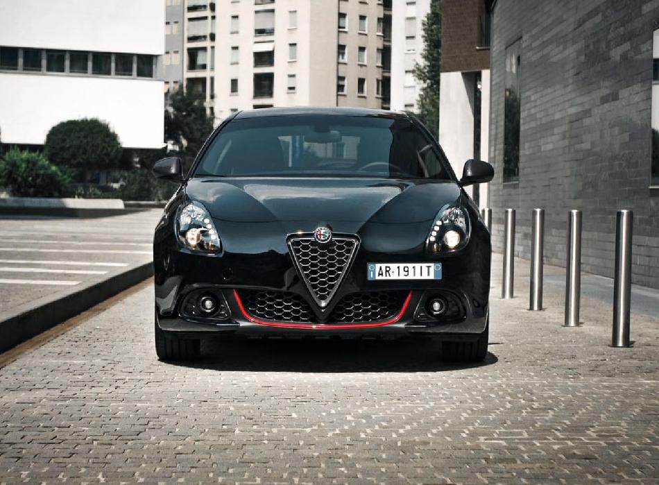 Alfa Romeo Giulietta Veloce S Edition