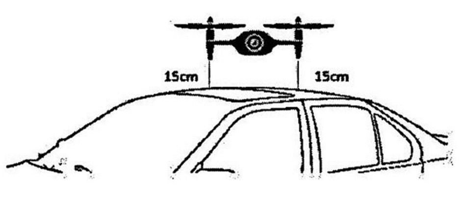 Conoce los drones de BMW que lavan sus coches