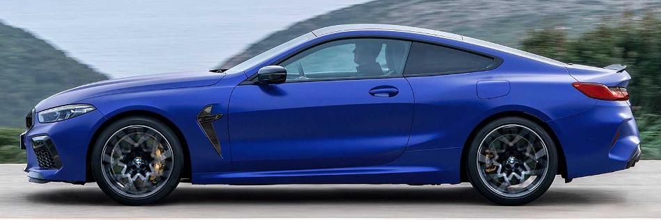 BMW M8 Coupé 2020