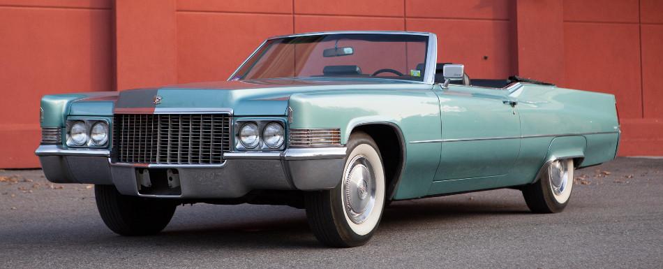 La estupenda historia del Cadillac DeVille