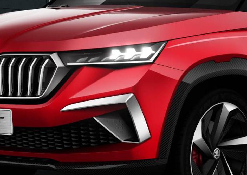 Skoda Vision GT adaptado al mercado chino