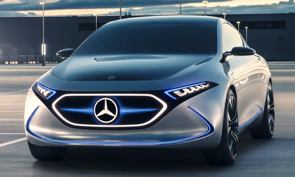 El Mercedes EQE 2022, un eléctrico que competirá entre los mejores
