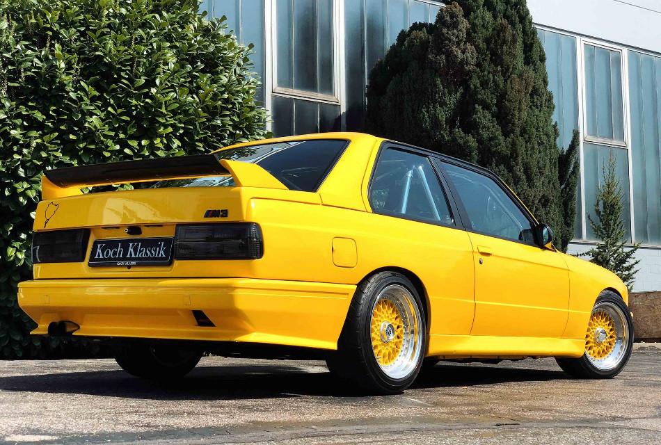 BMW M3 1990 Edición DTM