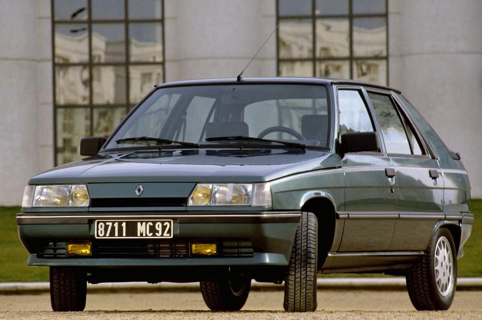 Historia del Renault 11