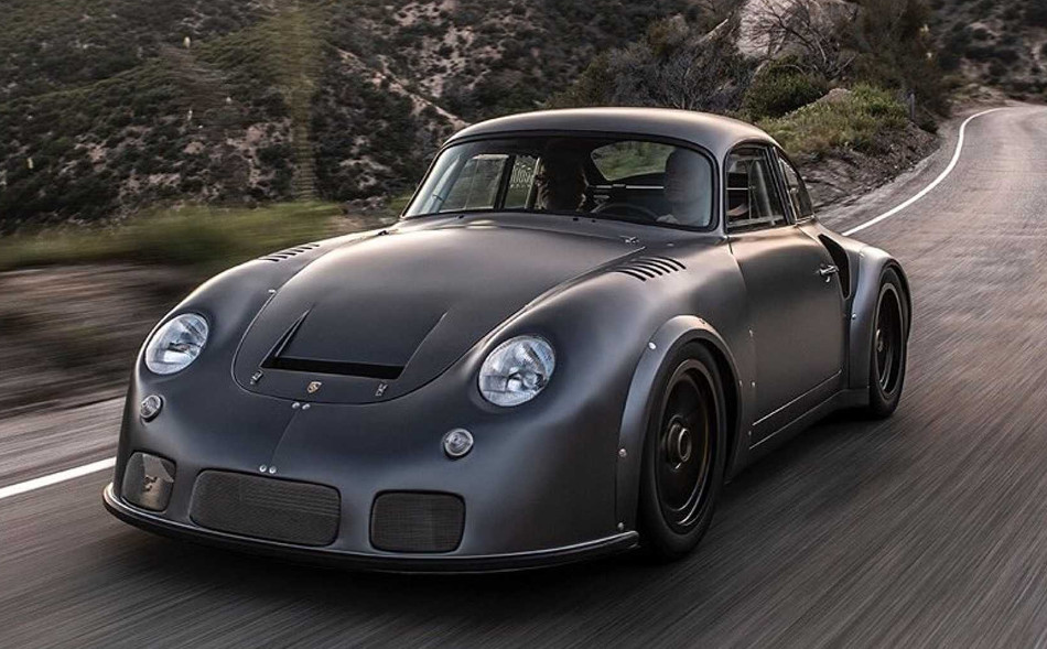 El Porsche 356B by Emory Motorsports