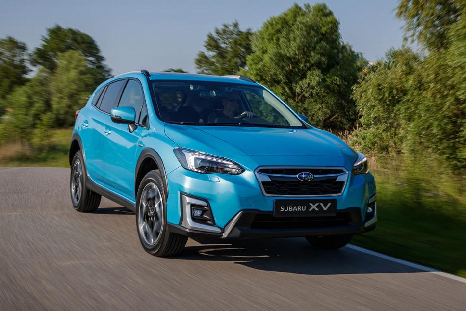 Subaru XV llega con nuevos acabados
