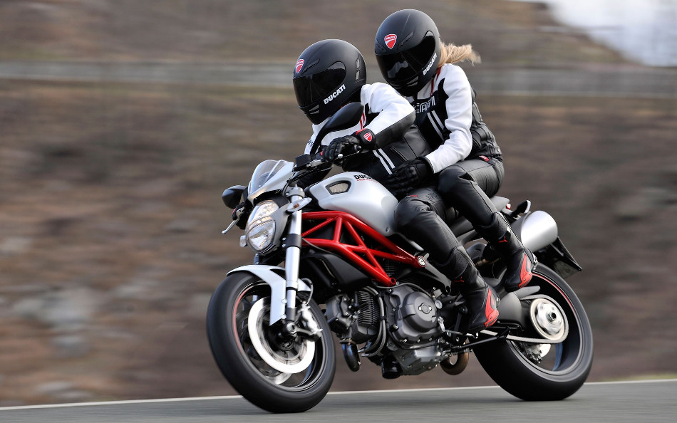 La mejor manera de viajar en moto