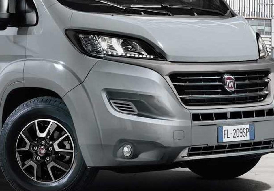 La Ducato Electric de Fiat llegará en 2020