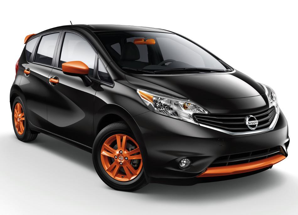 Nuevo programa de accesorios Color Studio de Nissan