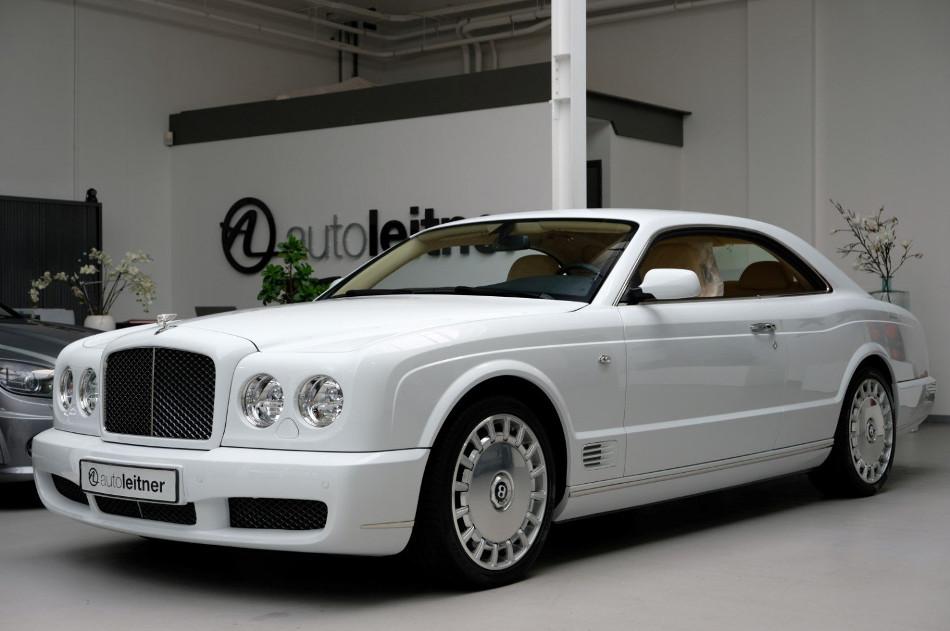 El Bentley Brooklands más caro que el Continental GT