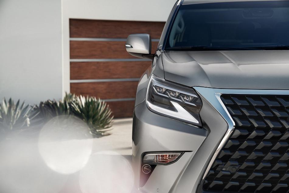 El Lexus GX 460 2020 ha sido desvelado