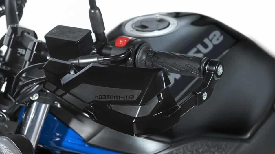 Nueva Suzuki SV650 Scrambler 2.0