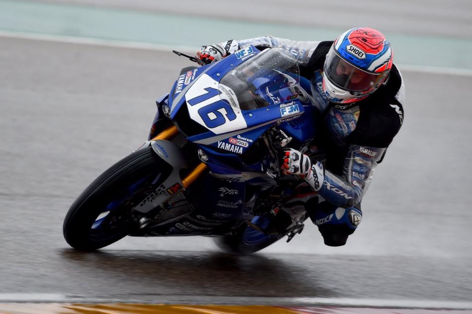 Lucas Mahias se lleva la pole en San Marino