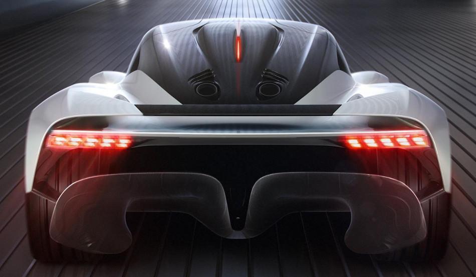 El nuevo Aston Martin que tendrá el 007 James Bond será el Valhalla