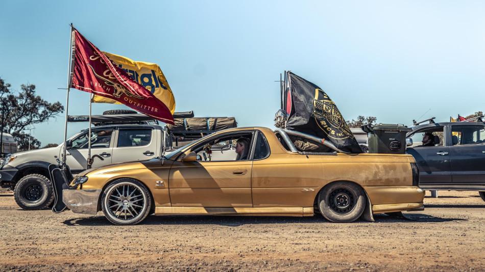 Esta es la fiesta automovilística más salvaje del mundo