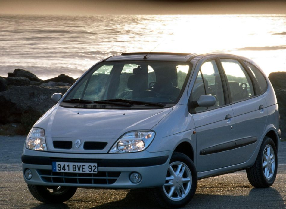 La Historia y evolución del Renault Mégane, primera parte