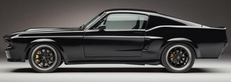 Charge Cars ha electrificado este Ford Mustang de primera generación