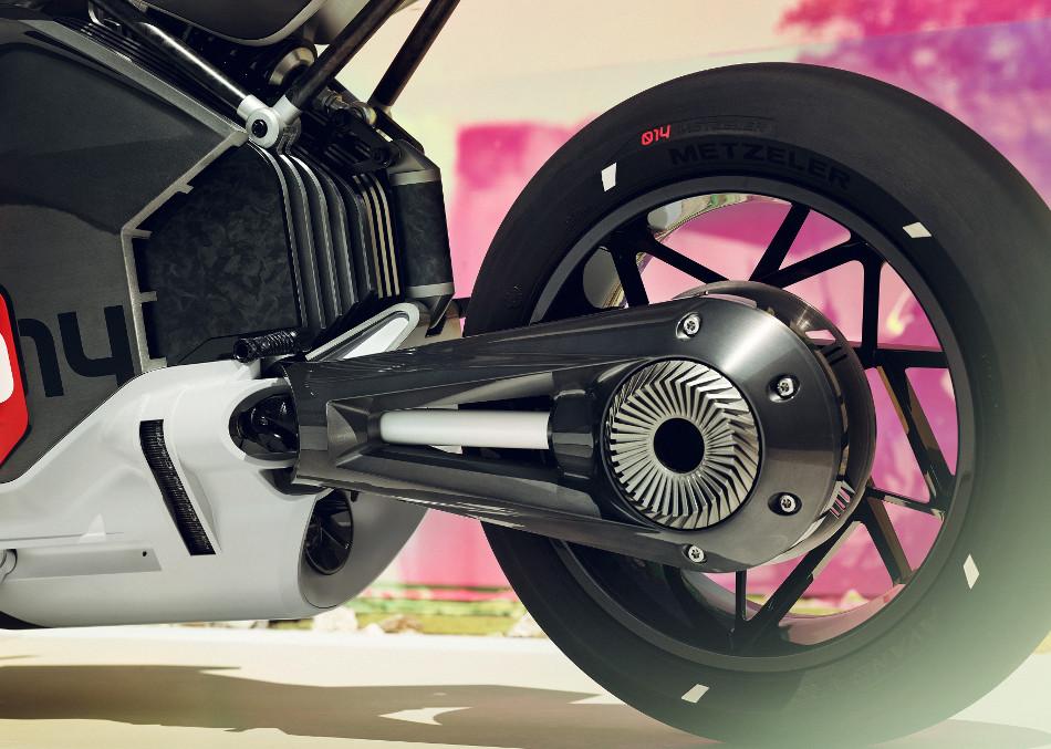 Esta es la nueva BMW Vision DC Roadster eléctrica