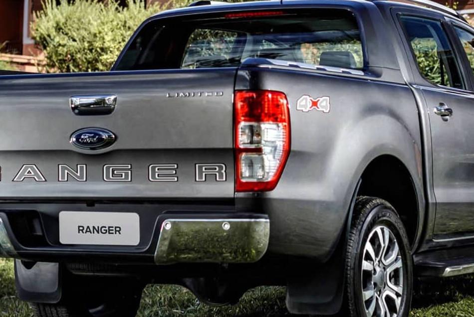 El Ford Ranger 2020 llega con actualizaciones