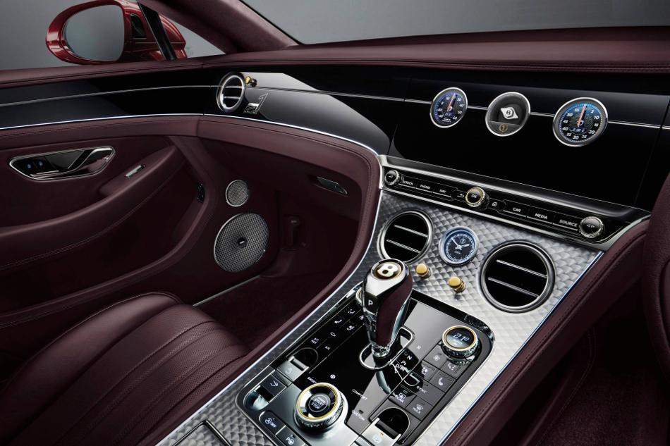 Bentley Continental GT edición número 1 de Mulliner