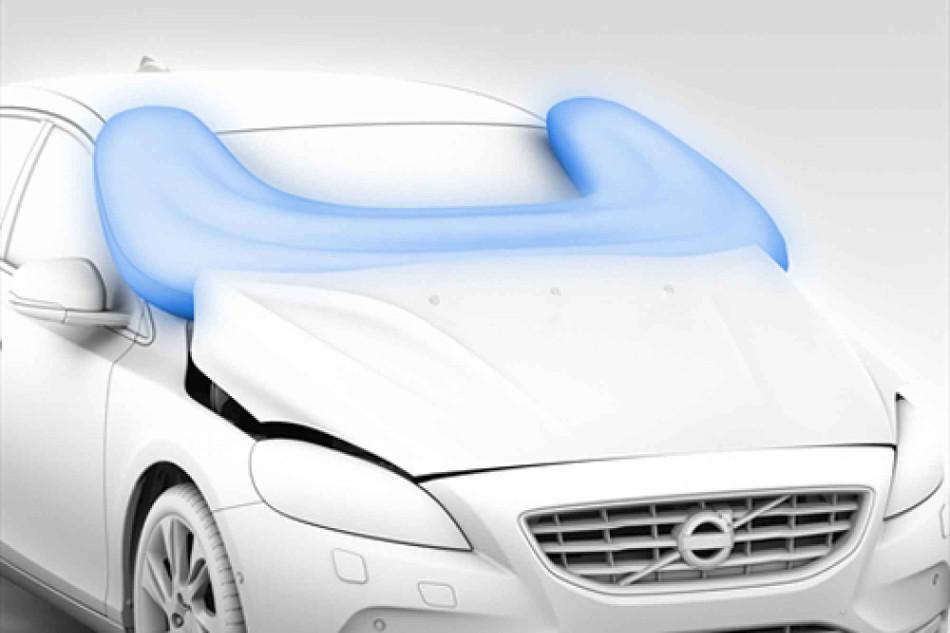 El Airbag exterior, su evolución, funcionamiento y su futuro