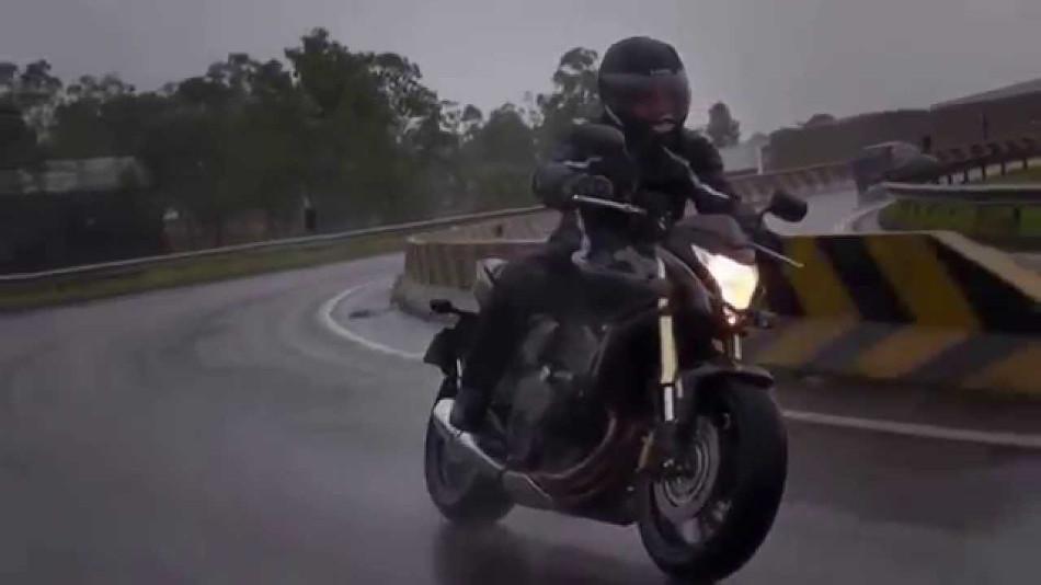 Conducción inteligente en moto