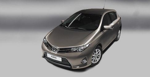 Nuevo Toyota Auris: Datos y fotos oficiales