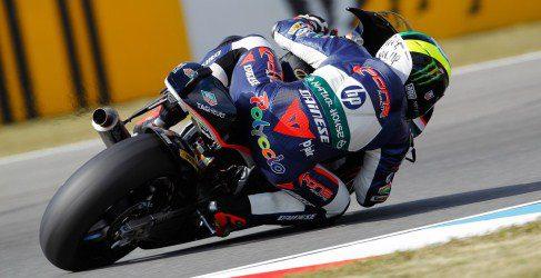 Pol Espargaró vuelve a lo más alto con el mejor crono de Moto2 en Brno