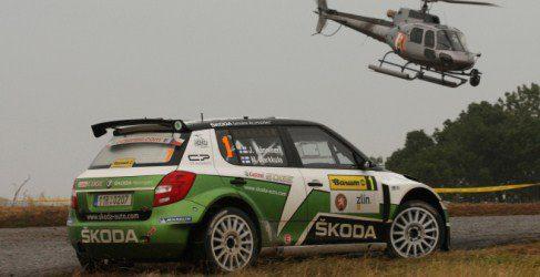 Juho Hänninen gana el Barum Rallie Zlín y el ERC entre el más profundo duelo