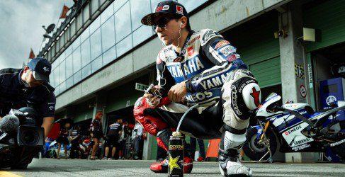 Yamaha, Honda y LCR de test en Motorland Aragón