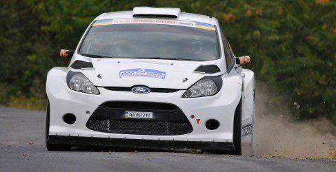 Mikko Pajunen lidera el Prime Yalta Rallie del IRC tras 2 tramos