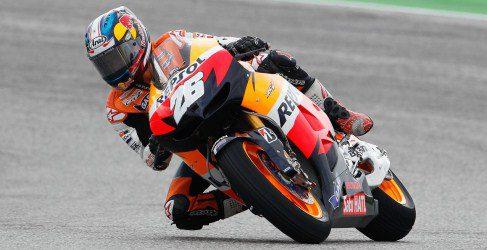Dani Pedrosa supera a Jorge Lorenzo por la Pole de MotoGP en Misano
