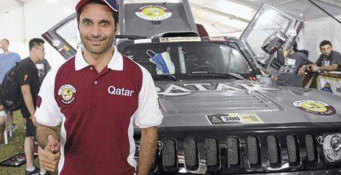 Nasser Al-Attiyah forma su propio equipo para el Dakar 2013