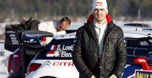 Dani Sordo podría volver a Citroën con programa reducido para Loeb