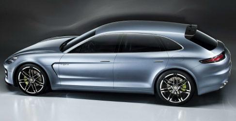El prototipo de Porsche que no es nada deportivo se presenta como Sport Turismo