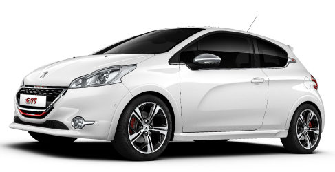 Peugeot emite una tirada reducidísima del 208 GTi
