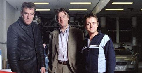 Top Gear asegura su continuidad hasta 2015