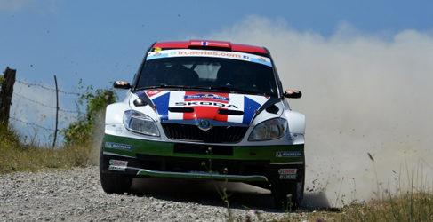 El Rally de San Remo del IRC si tendrá a los favoritos del certamen