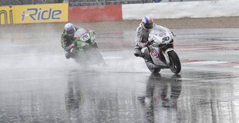 El Mundial de SuperBikes 2013 tendrá pit-stop de lluvia
