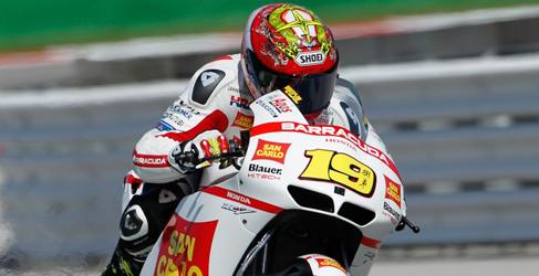El San Carlo Honda Gresini correrá en Malasia con el recuerdo de Simoncelli