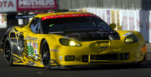 Chevrolet anticipa la nueva imagen de Corvette